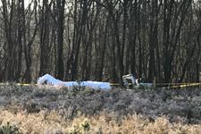 Asbest op heideveld