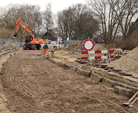 Start infrastructuur januari 2020