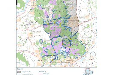 Aanwijzing leefgebied wolven Noord- en Midden-Veluwe